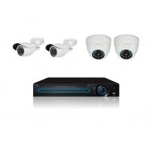 Wetrans Bezpečnostní kamerový systém 4CH